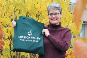 Creston volunteer bank