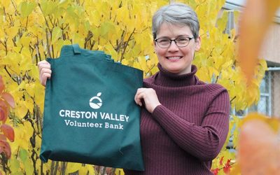 Volunteer Bank Creating Connections for Creston Valley Organizations