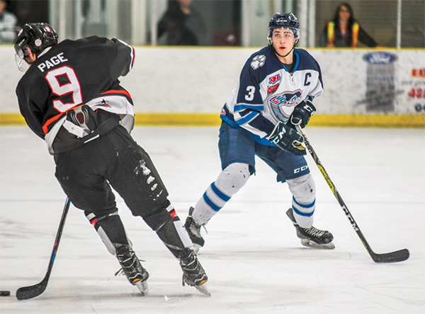 Creston Valley Thunder Cats hosting Junior B hockey championships