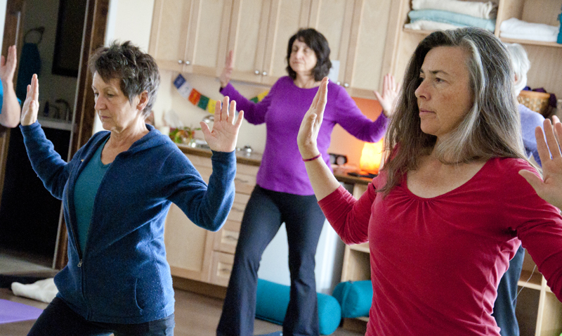 Creston's Yoga Room offers peace of mind and body