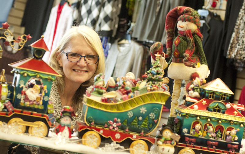 Fundraising by Sue's Clotheslines boosts Creston Christmas hampers