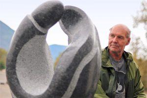 Creston BC sculptor